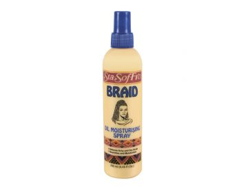 Braid Oil Moist Spray