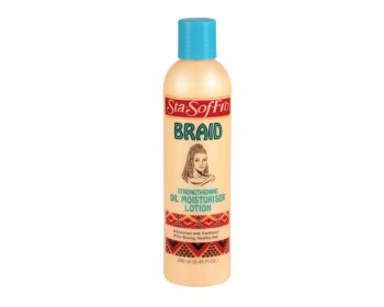 Braid Oil Moist Lotion