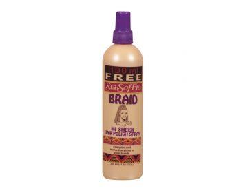Braid Sheen Spray