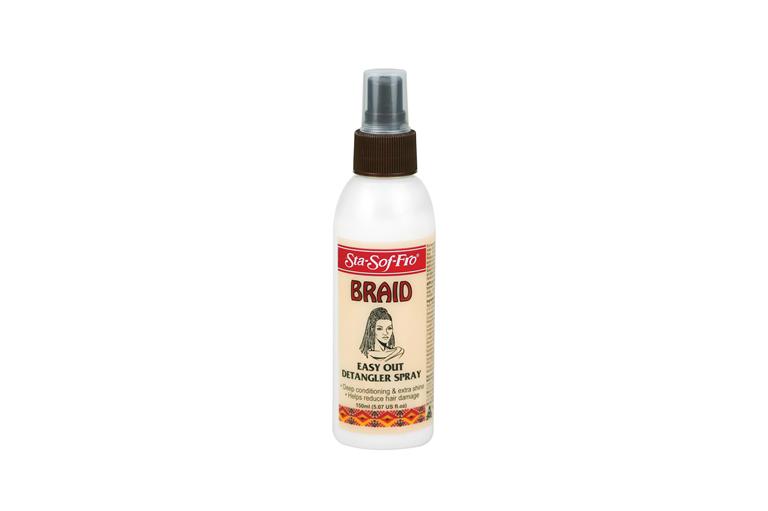 Braid Easy Out Detangler Spray
