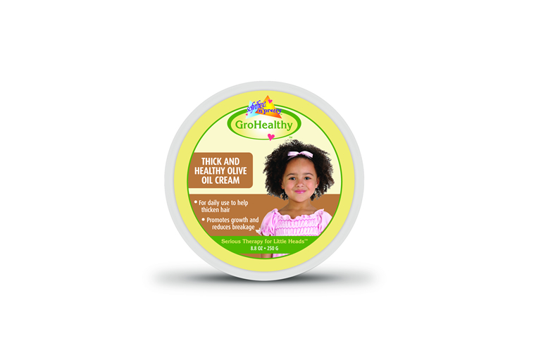 Thick & Healthy Olive Oil Cream