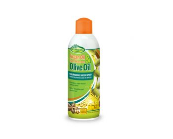 Sof n Free Argan & Olive Oil Sheen Spray