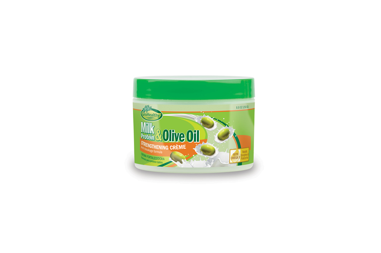 Milk & Olive Strengthening Cream in Jar