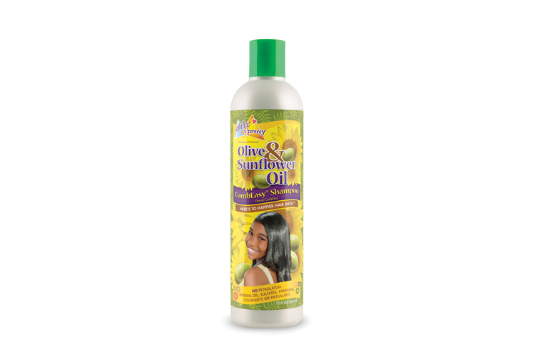 Olive & Sunflower Oil CombEasy-Shampoo