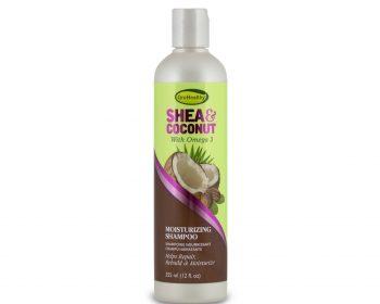 Shea & Coconut Moisturizing Shampoo