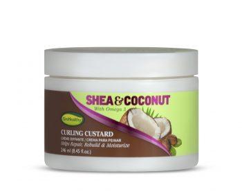 Shea & Coconut Curling Custard